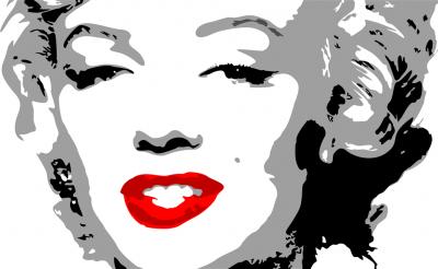 Marilyn Monroe z pieprzykiem