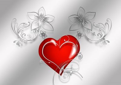 BG1387 Miłość jest czerwona