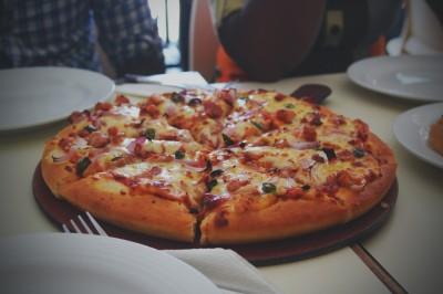 BG1451 Pizza w kawałkach