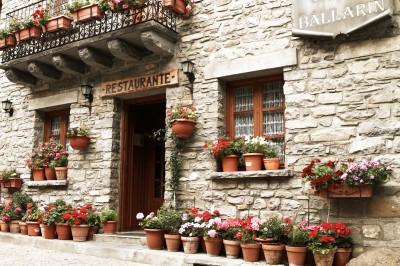 BG1464 Włoska restauracja