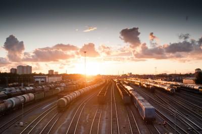 BG1528 Stacja kolejowa