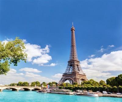 Paryska Wieża Eiffla