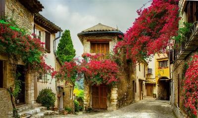 Prowansja Stare miasto