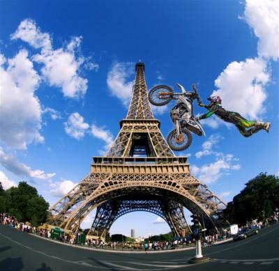 Motocross w Paryżu
