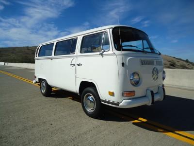 VW Transporter Ogórek