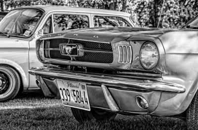 Amerykańska bestia Ford Mustang