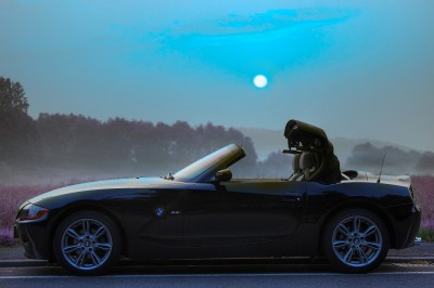 BMW Wieczorową porą