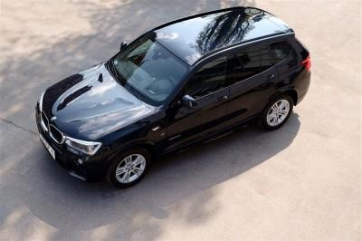 SUV BMW X3
