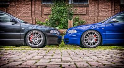 Waleczne Audi