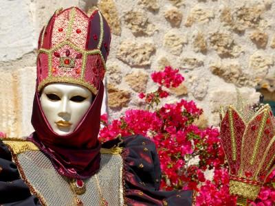 Maska z Wenecji