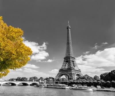 Jesień w Paryżu