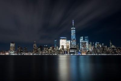 Nowy York nocą