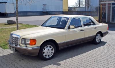 Mercedes S klasa W 126