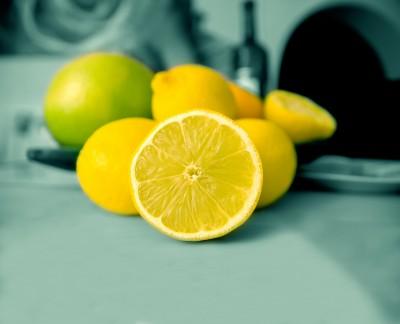 Cytrynki w kuchni