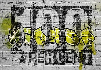 100 procent Hip-Hop