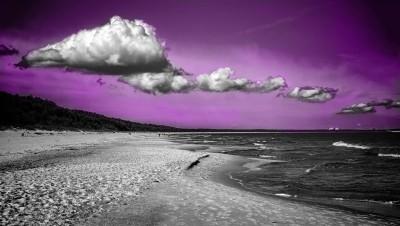 Polskie morze - plaża
