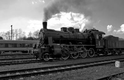 Wolsztyński parowóz TR5-65