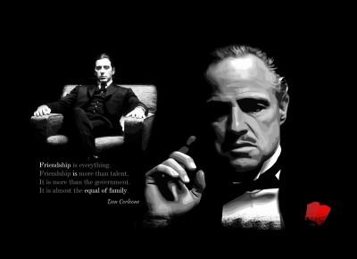 BG675 Don Vito Corleone