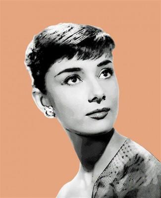 Audrey Hepburn urocze spojrzenie