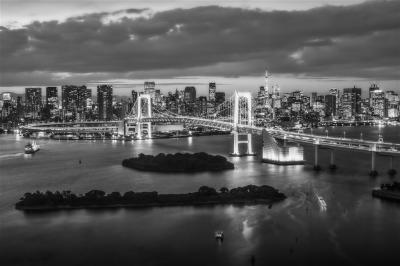 Most Tęczowy w Tokio