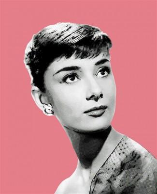 Sympatyczna Audrey Hepburn