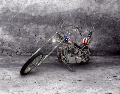 Motocykl z filmu Easy Rider
