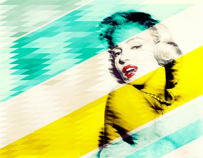 Słynna aktorka Marilyn Monroe