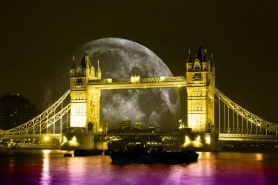 Londyn Tower Bridge