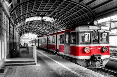 Pociąg elektryczny EN57-773rb