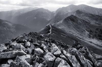 Główny szczyt Tatr