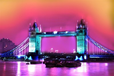 Anglia Most Tower Bridge