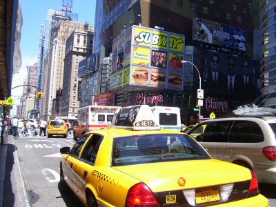 BG1429 Taxi New York