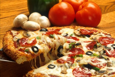 BG1449 Smaczna pizza