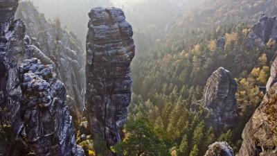 BG1476 Wysoka skała