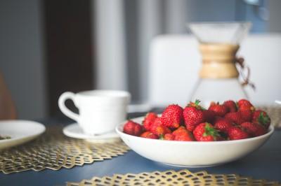 BG1503 Kawa z truskawkami