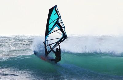 BG1513 Windsurfing