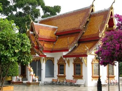 BG1522 Orientalna budowla