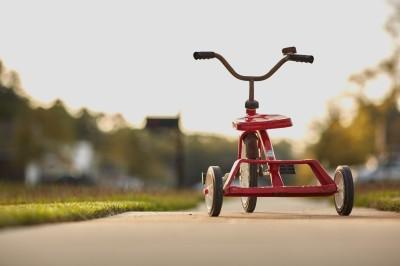 BG1534 Trójkołowy rowerek dla dziecka