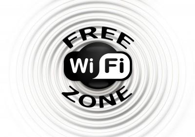 Free WIFI ZONE