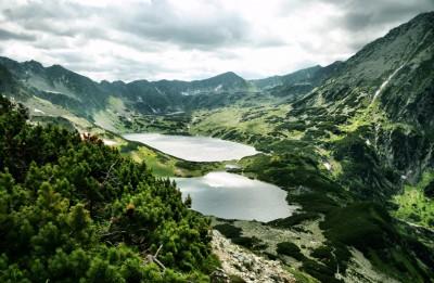 Polskie Tatry - Dolina Pięciu Stawów