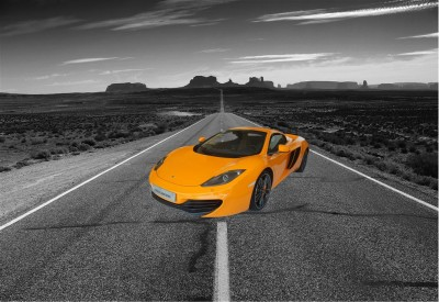 Sportowy samochód McLaren