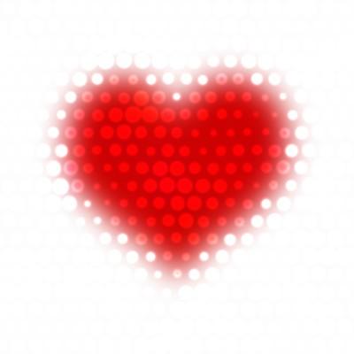 Czerowne serce
