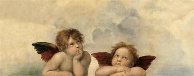 Aniołki Rafael Santi