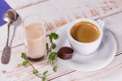 Pyszna kawa z ekspresu