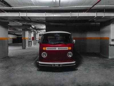 VW Transporter z 1968 roku