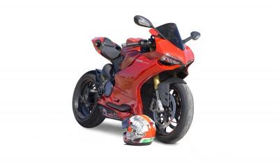 Motocykl Ducati 1199 Panigale