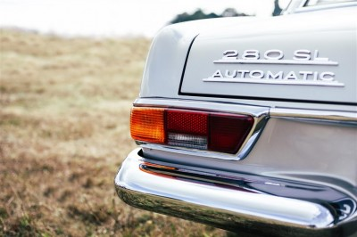 Mercedes 280SL Automatic