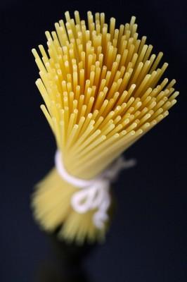 Pęczek makaronu na spaghetti