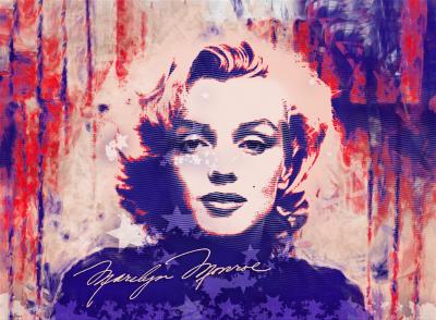 Marilyn Monroe Aktorka