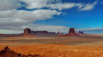 Monument Valley Utah Usa